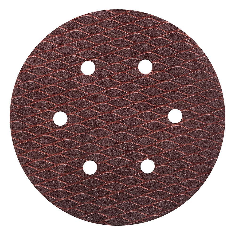 Disco Abrasivo de Papel 120 C/ 25 Unid 22,5 X 22,5 Cm Atlas AT16/120.