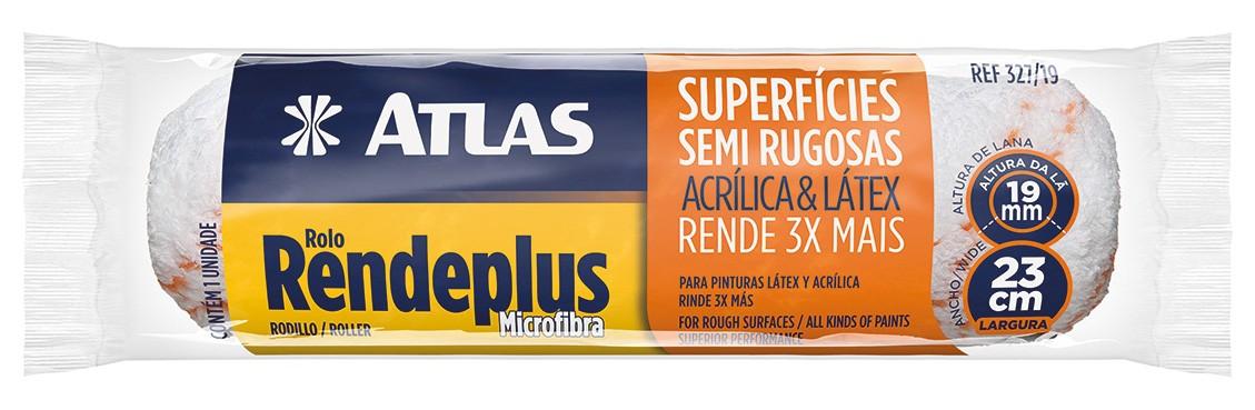 Rolo Rendeplus 23 Cm Atlas 327/19.