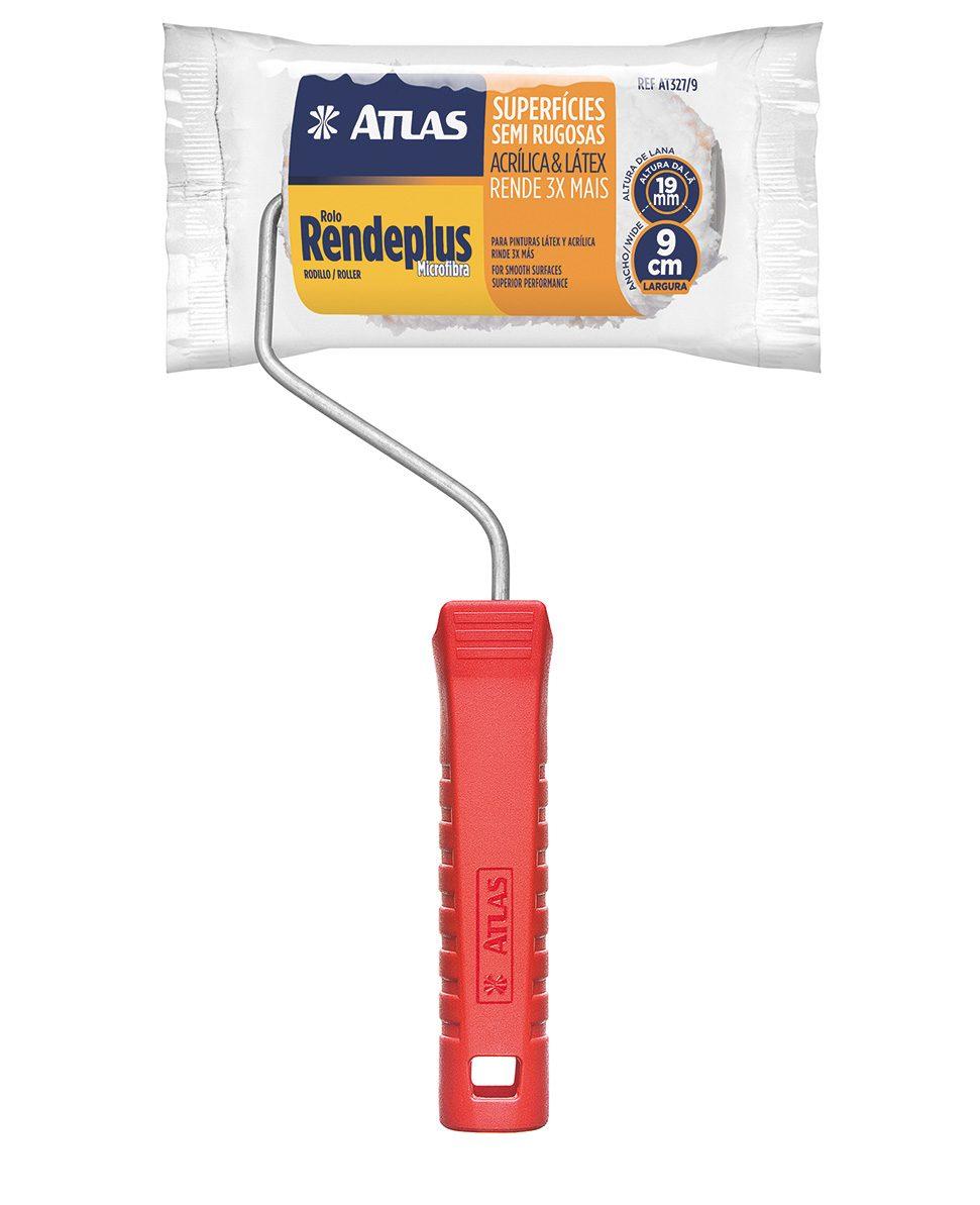 Rolo Rendeplus 9 Cm Atlas AT327/9.