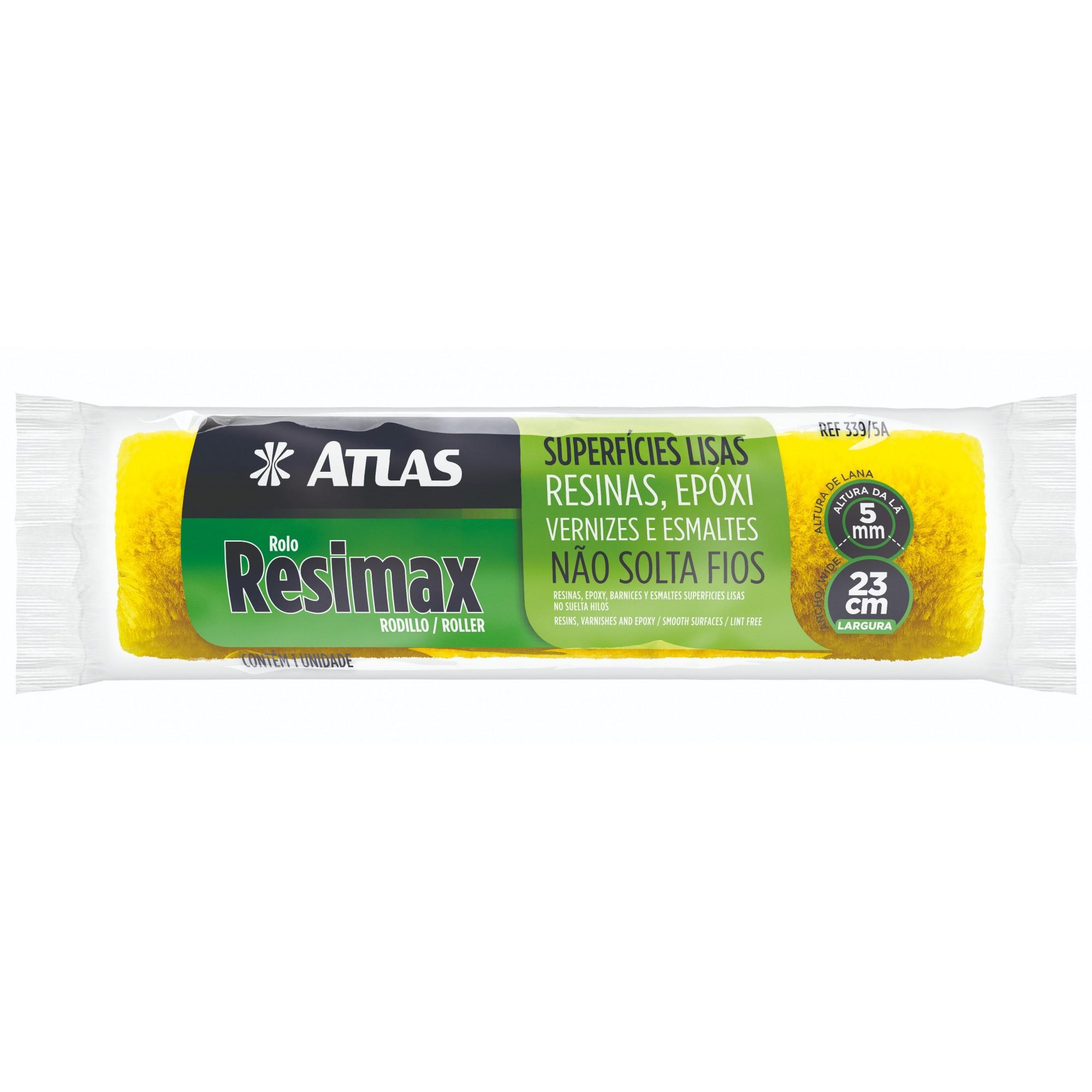 Rolo Resimax 23 Cm Atlas 339/5A.