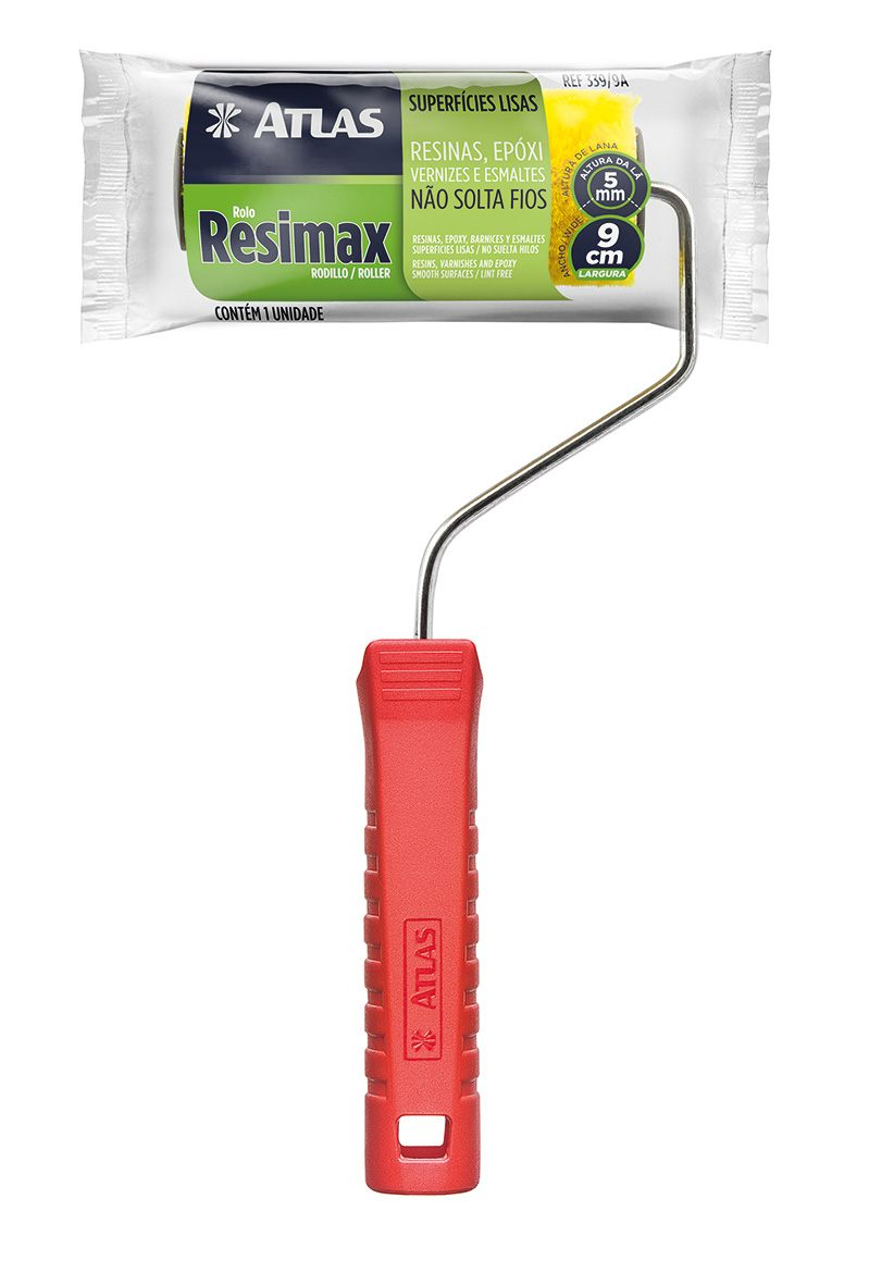 Rolo Resimax 9 Cm Atlas 339/9A.