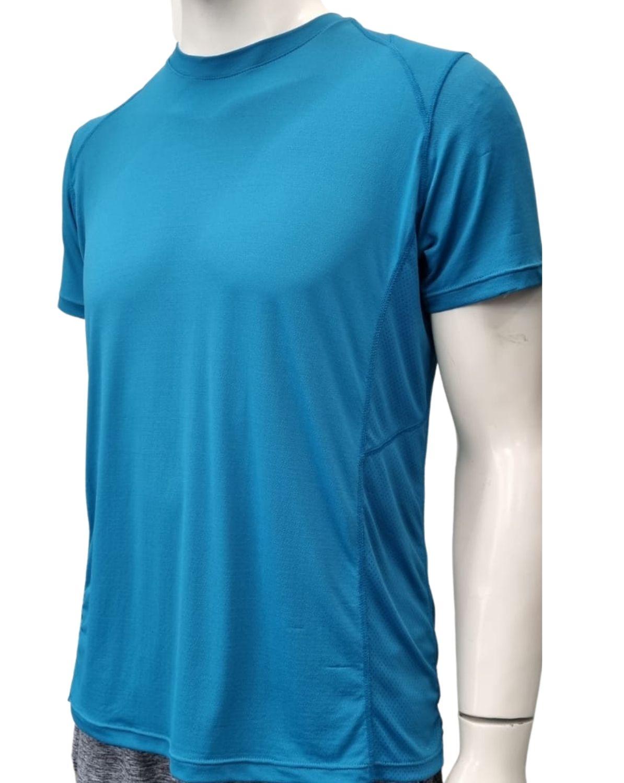 Camiseta Com Recortes Villa Sports AZUL NILO