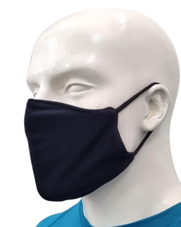 Máscara Anti Viral Virus/Bac OFF PRETO