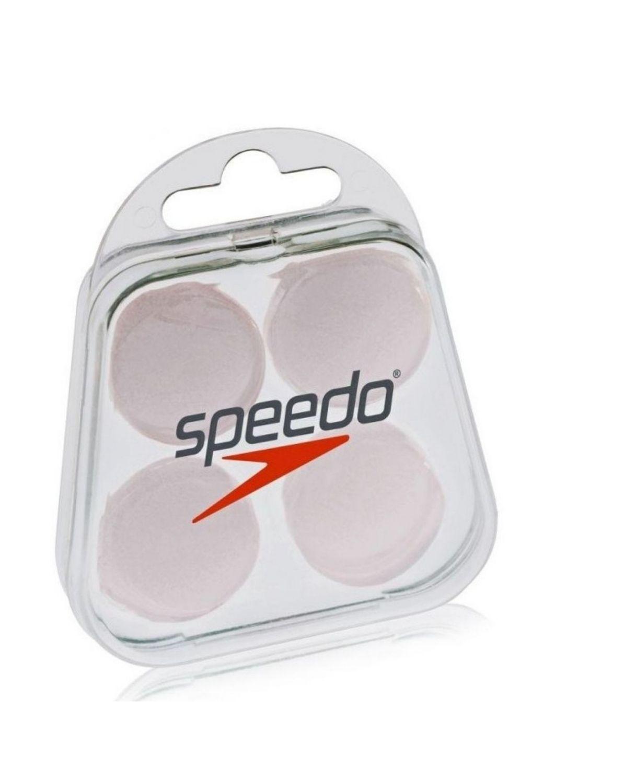 Protetor de Ouvido Speedo Soft Earplug BRANCO