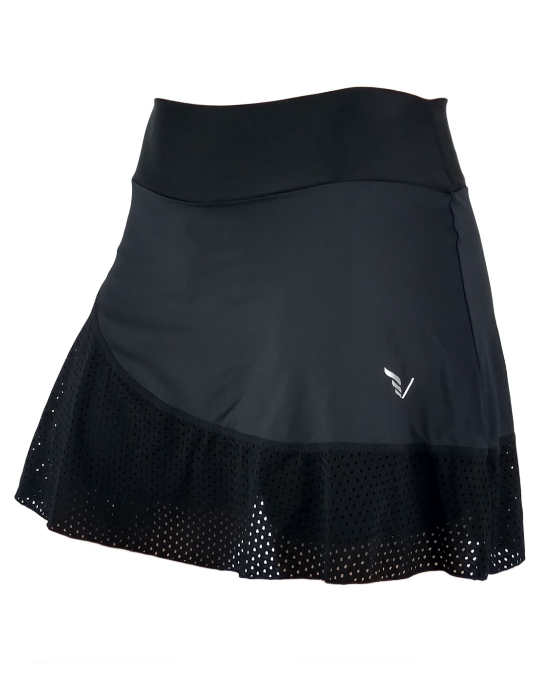 Shorts Saia Cycling Fundy Villa Sports PRETO