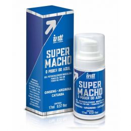 Super Macho Gel - O Poder do Azul