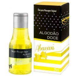 Óleo Beijável Algodão Doce - Abacaxi - La Pimenta