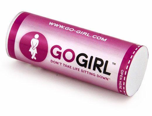 Go Girl - Condutor Urinário
