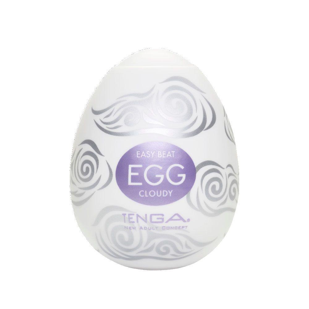 Masturbador Tenga Egg Cloudy