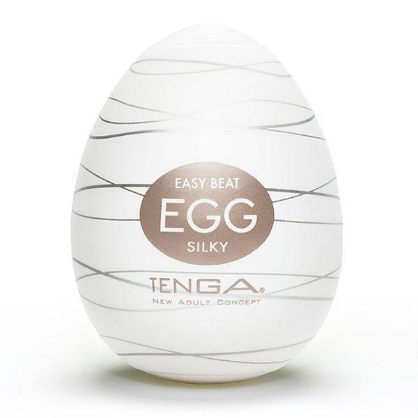 Masturbador Tenga Egg Silky