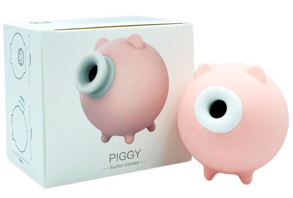 Piggy Sugador de Clitóris