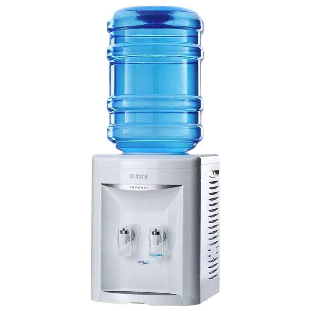Bebedouro de Água Compact Branco IBBL 220V