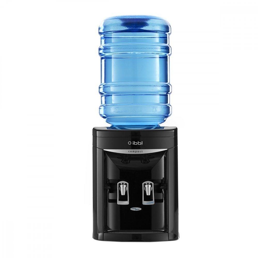 Bebedouro de Água Compact Preto IBBL 220V