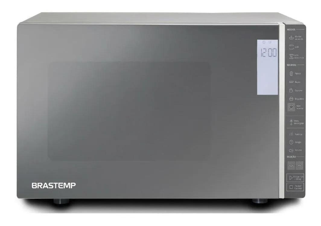 Forno Micro-ondas 32 Litros BMG45AR Brastemp 220V