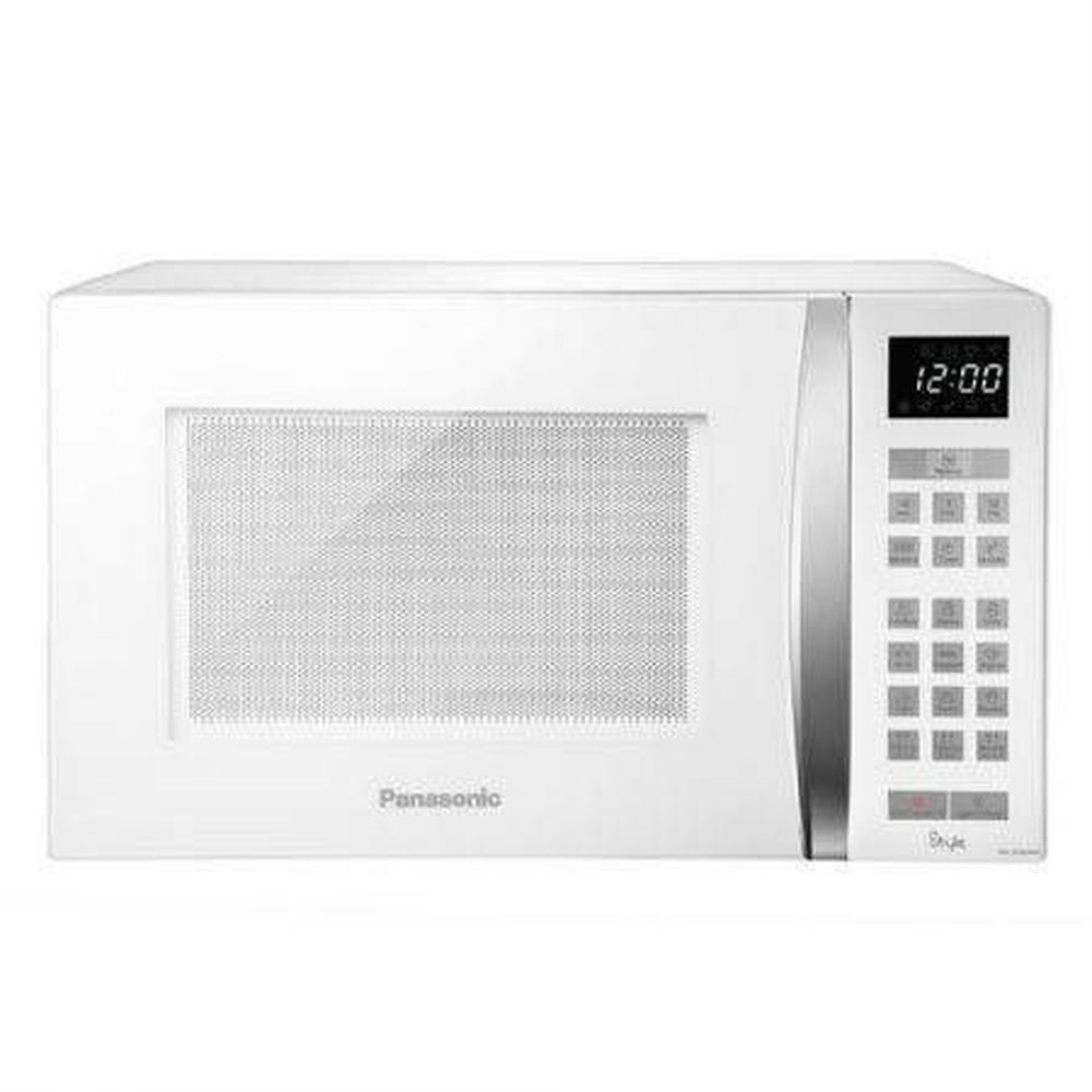 Forno Micro-ondas Style branco 32lts Panasonic 220V