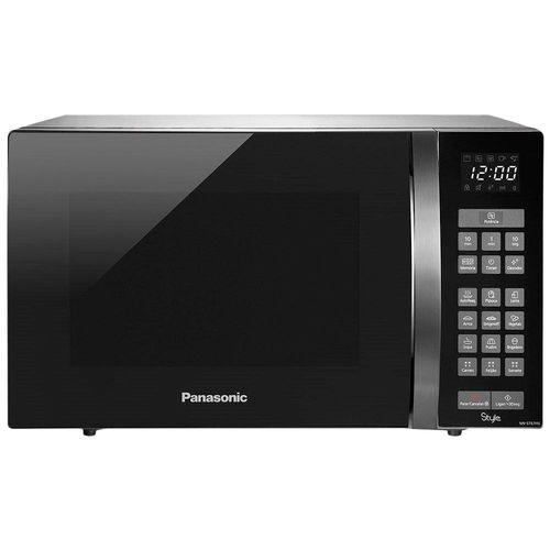 Forno Micro-ondas Style inox 32lts Panasonic 220V