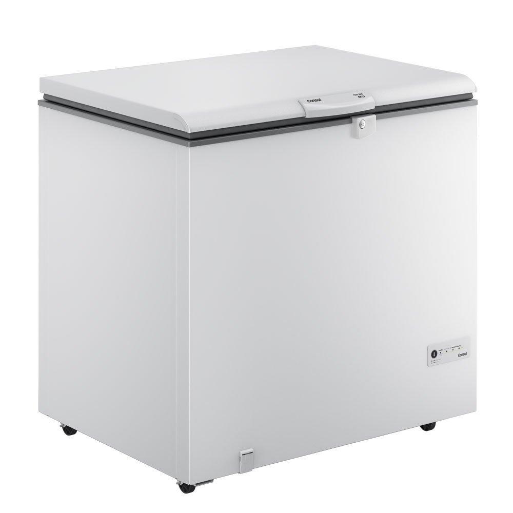 Freezer Horizontal 309 Litros CHA31Consul 220V