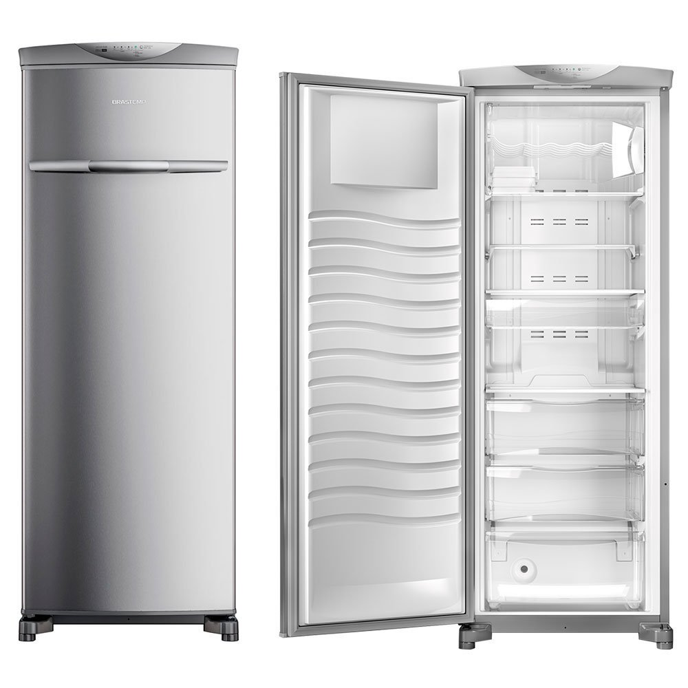 Freezer Vertical 228 Litros BVR28MK Brastemp 220V