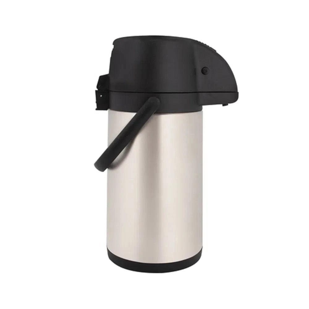 Garrafa Térmica Airpot Total Inox 2,5 Litros Mor