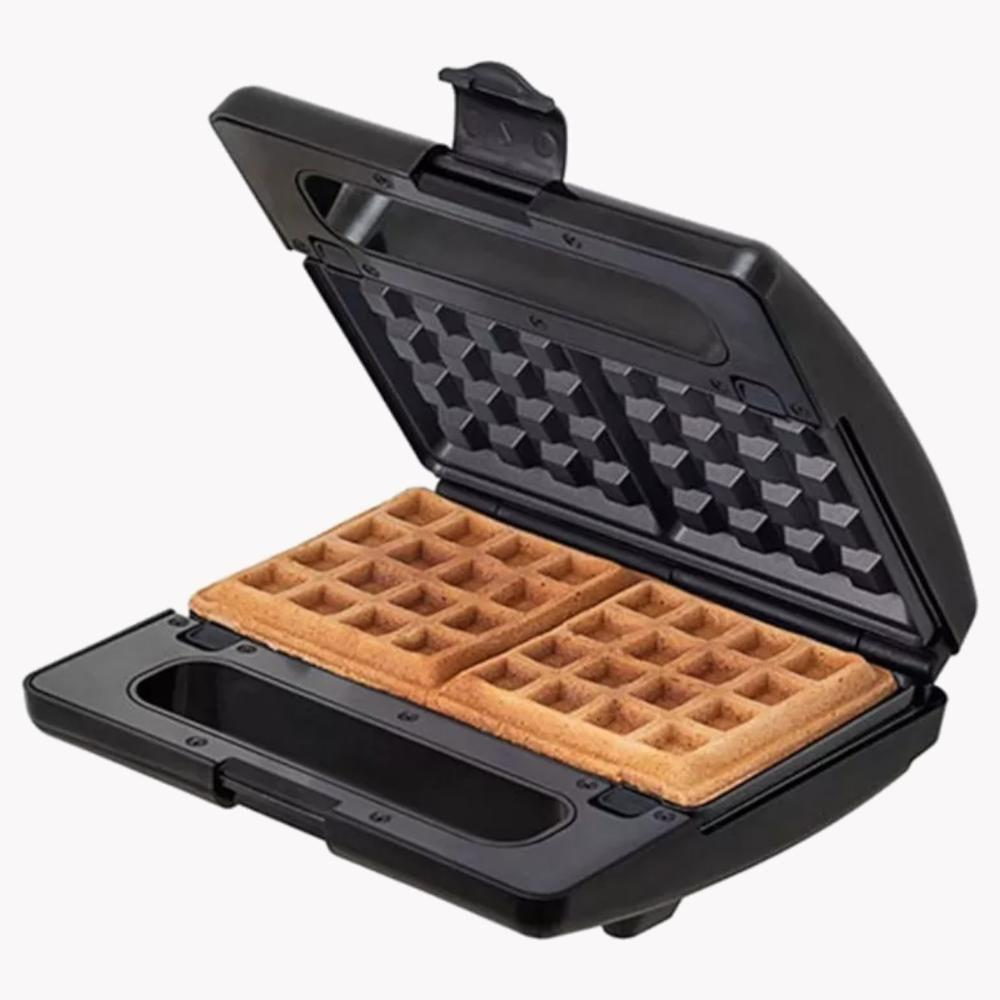 Grill Elétrico 2x1 Waffle B&D 220V