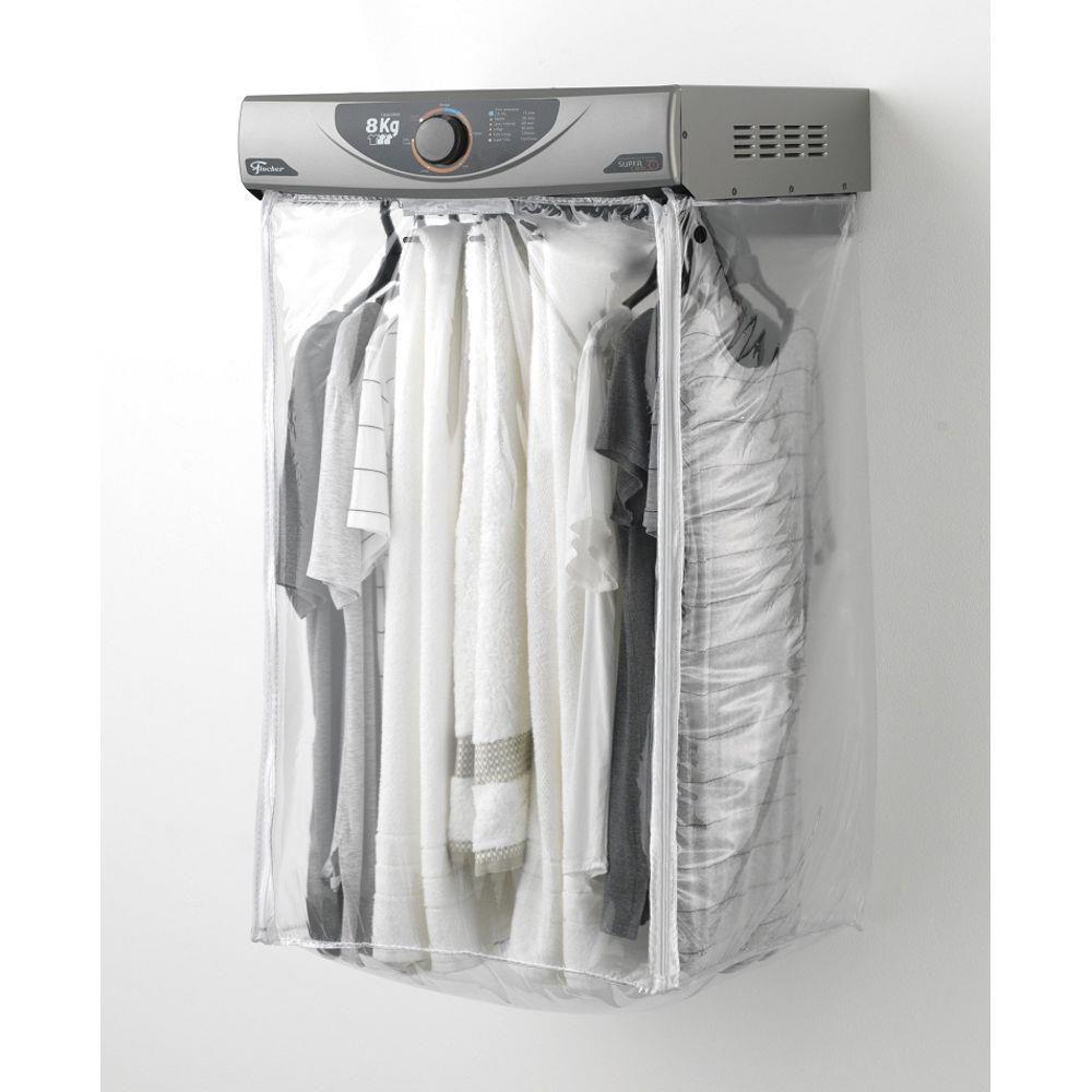 Secadora de roupas 8kg Silver Fischer 220V