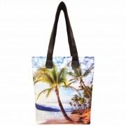 Bolsa Praia Feminina Beach Coqueiro, Magicc