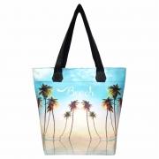 Bolsa Praia Feminina  Céu Azul, Magicc Bolsas