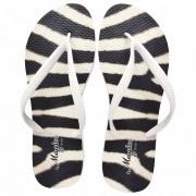 Chinelo Selva Feminino Zebra, Magicc