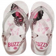 Chinelo Bebê Atacado Infantil 12 Pares Borboleta Buzzy BZ022