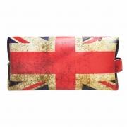 Necessaire Casual Feminina Bandeira do Reino Unido, Magicc