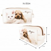 Necessaire Feminina Pet Friends, Magicc