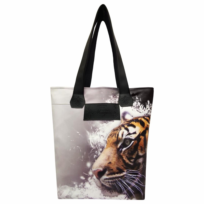 Bolsa Selva Feminina  Tigre, Magicc