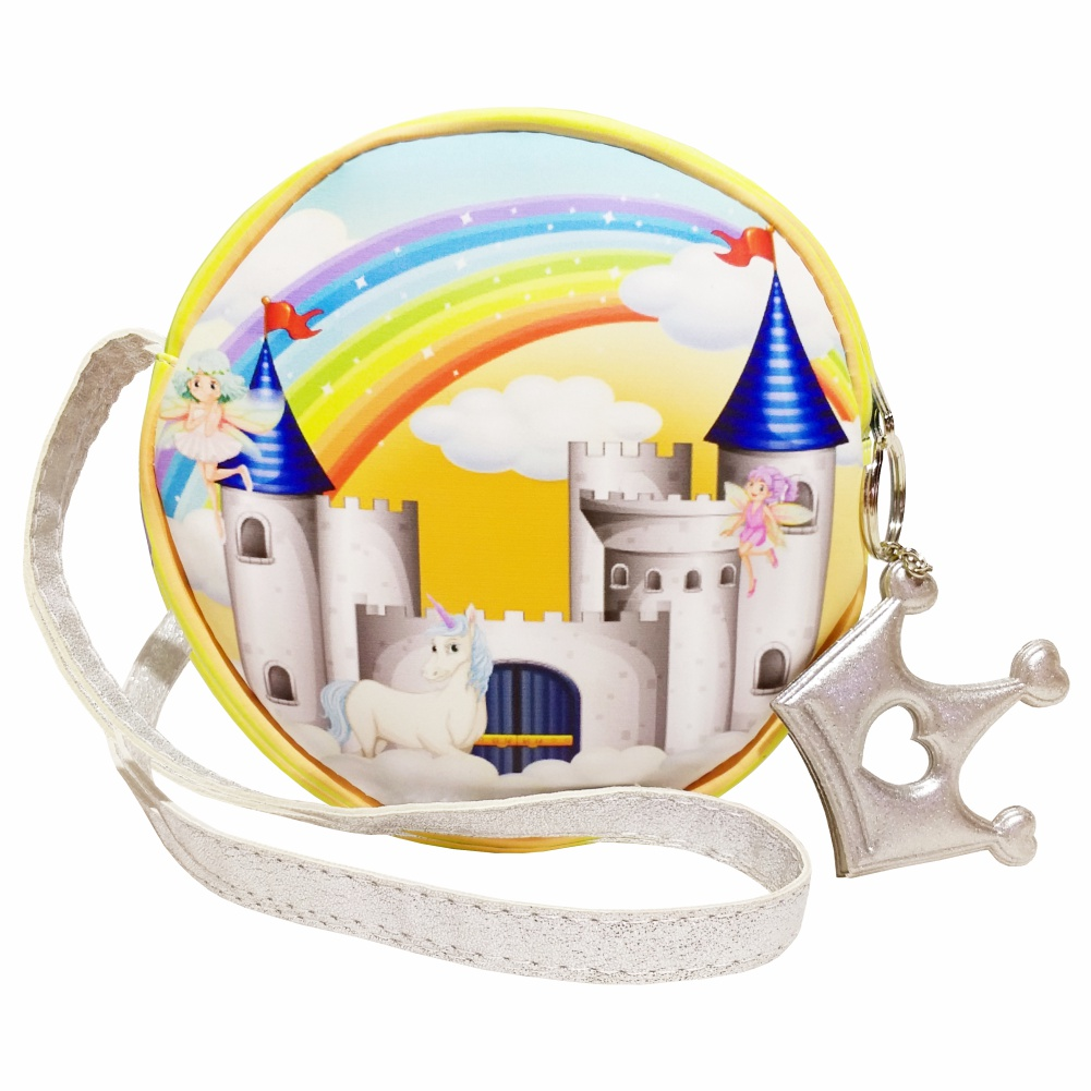 Bolsa Infantil Castelo Encantado, Magicc - Atacado 10 Bolsas