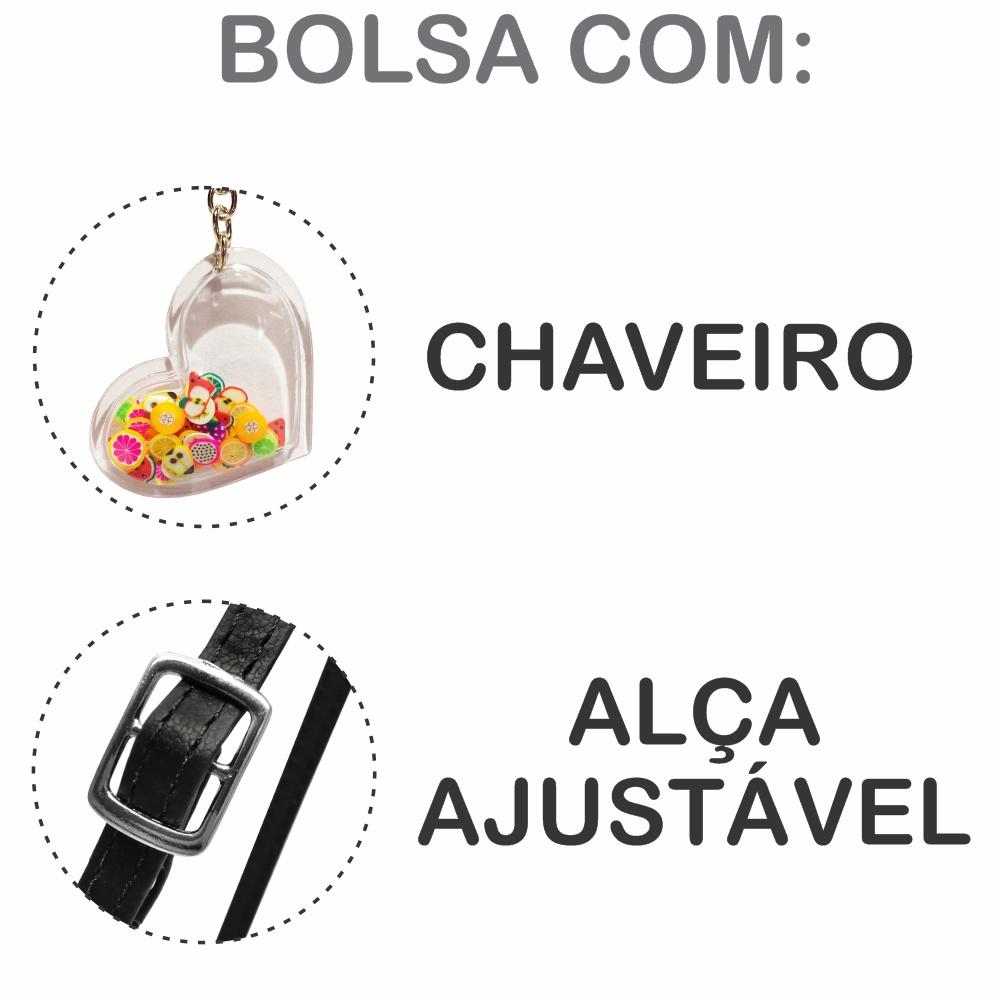 Bolsa Infantil Cerejinhas, Magicc