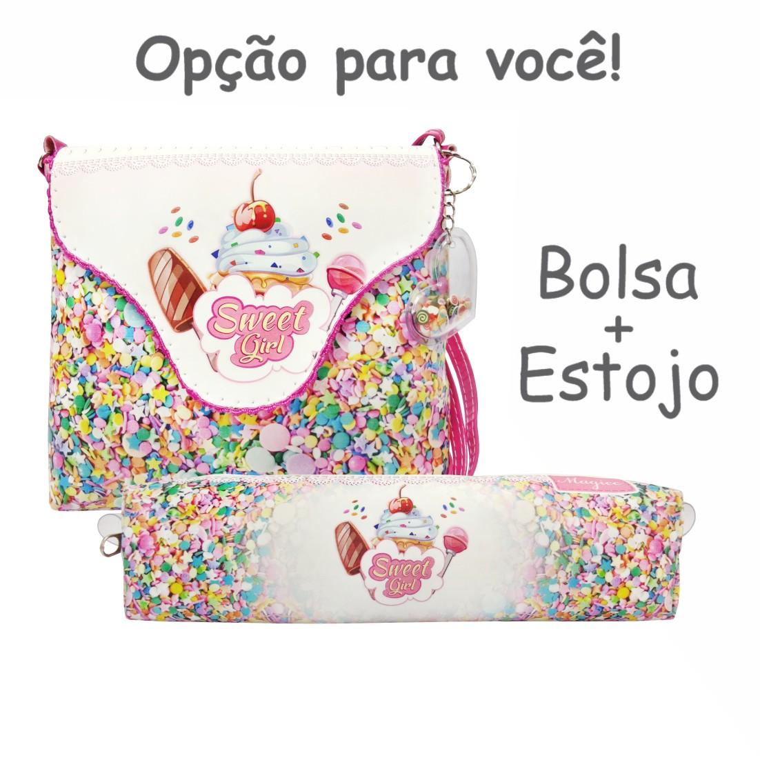 Bolsa Infantil Docinhos, Magicc