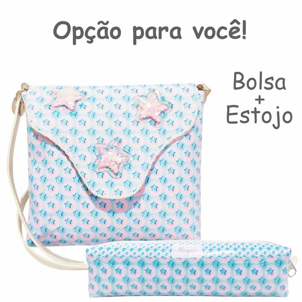 Bolsa Infantil Estrelinhas, Magicc