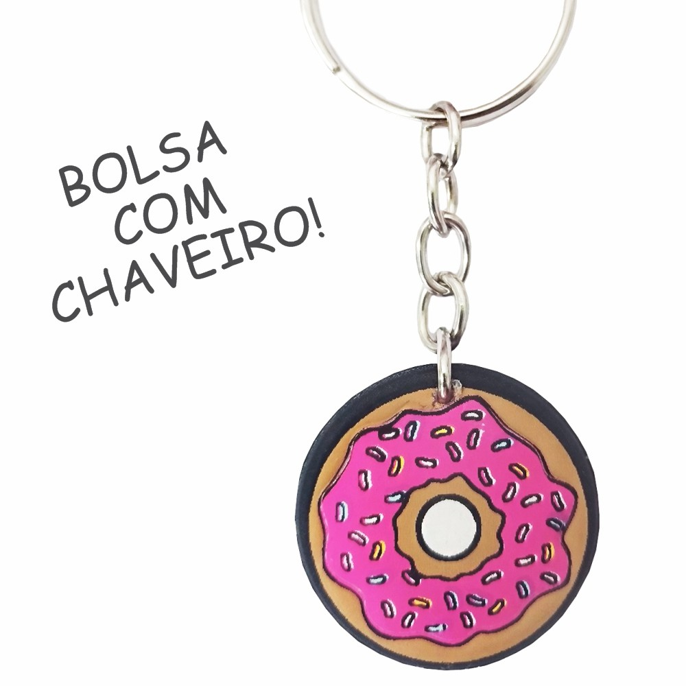 Bolsa Infantil Stickers Redonda, Magicc