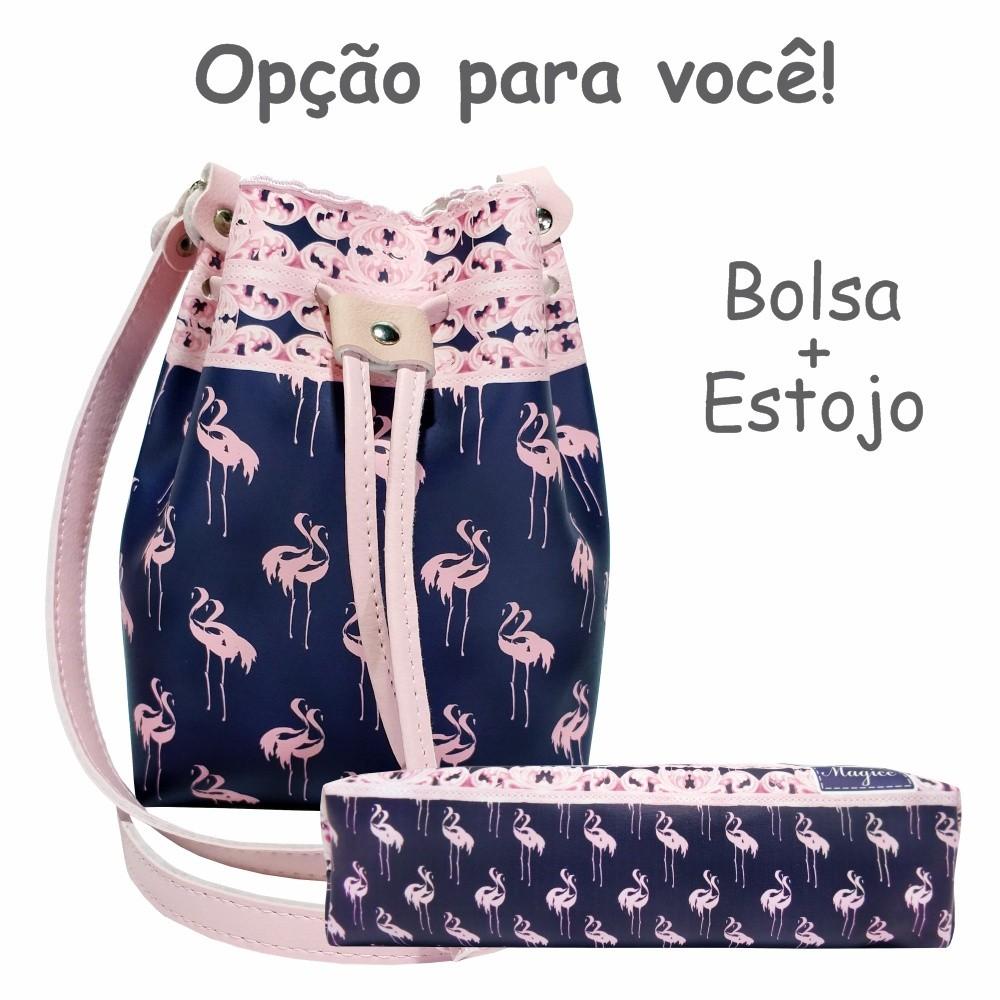 Bolsa Infantil Flamingos, Magicc