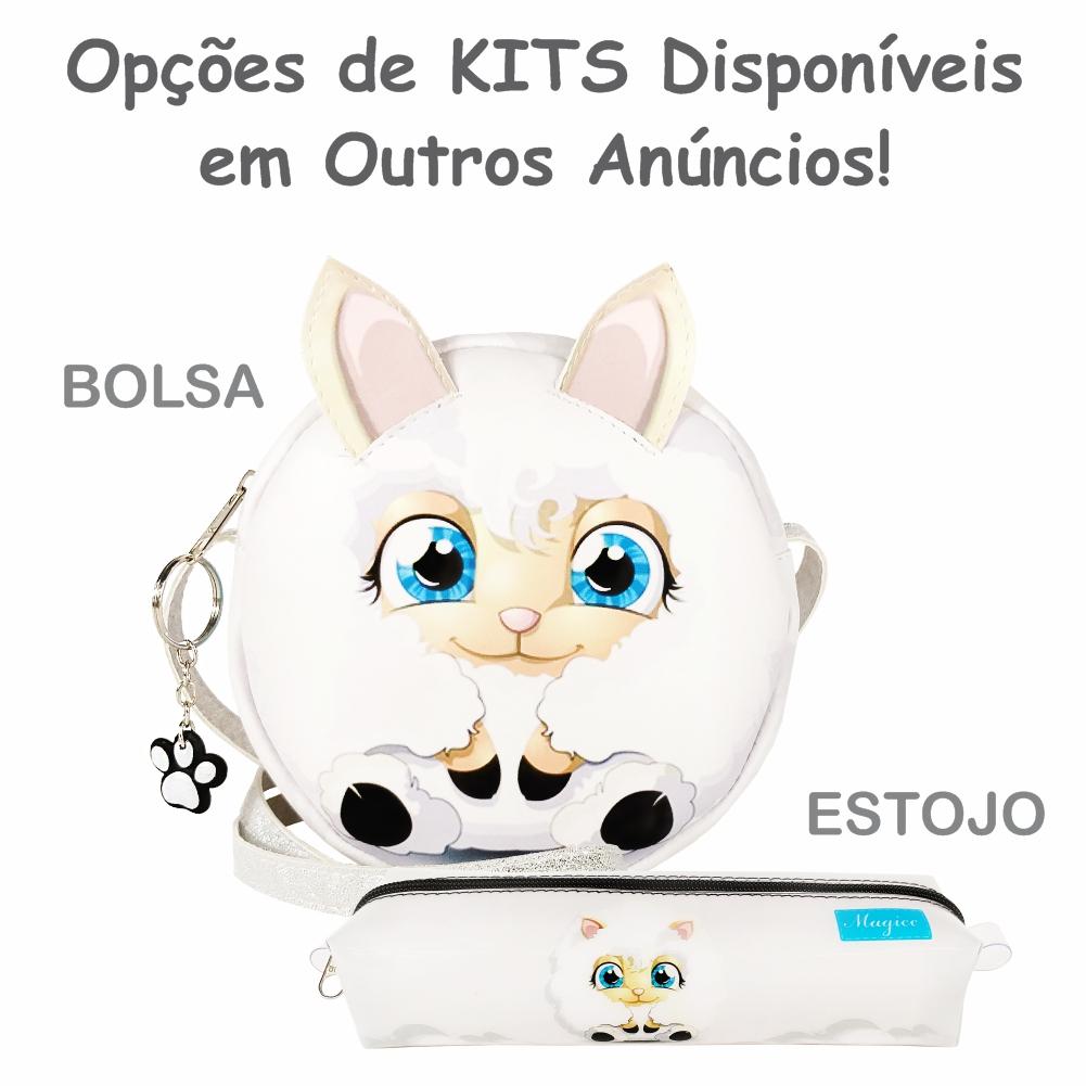 Bolsa Infantil Ovelhinha Feliz, Magicc
