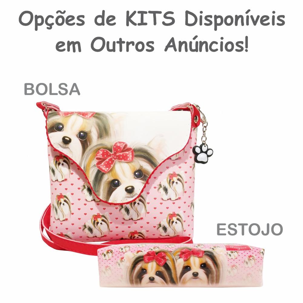 Bolsa Infantil Pet Charmosas, Magicc