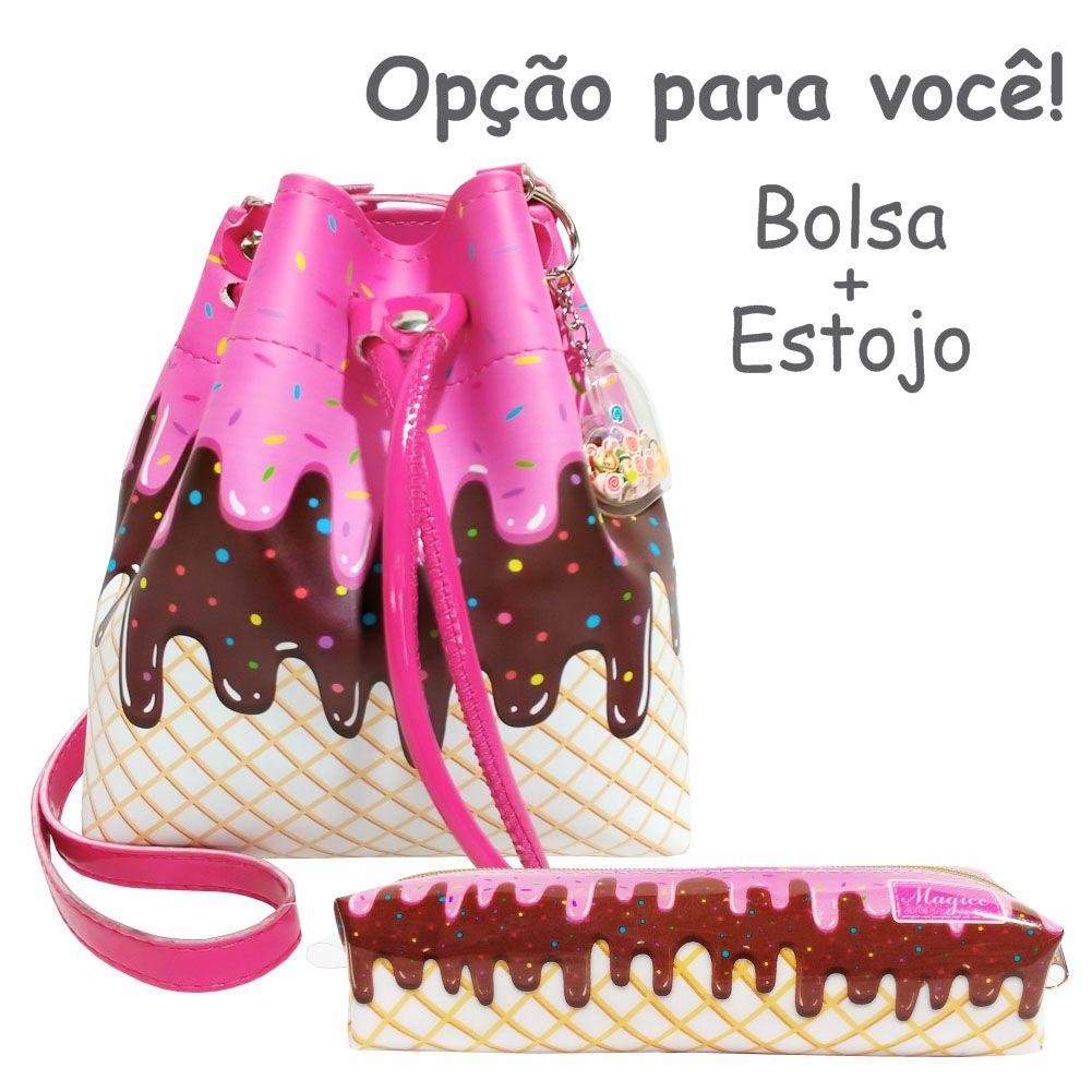 Bolsa Infantil Sorvetinho, Magicc