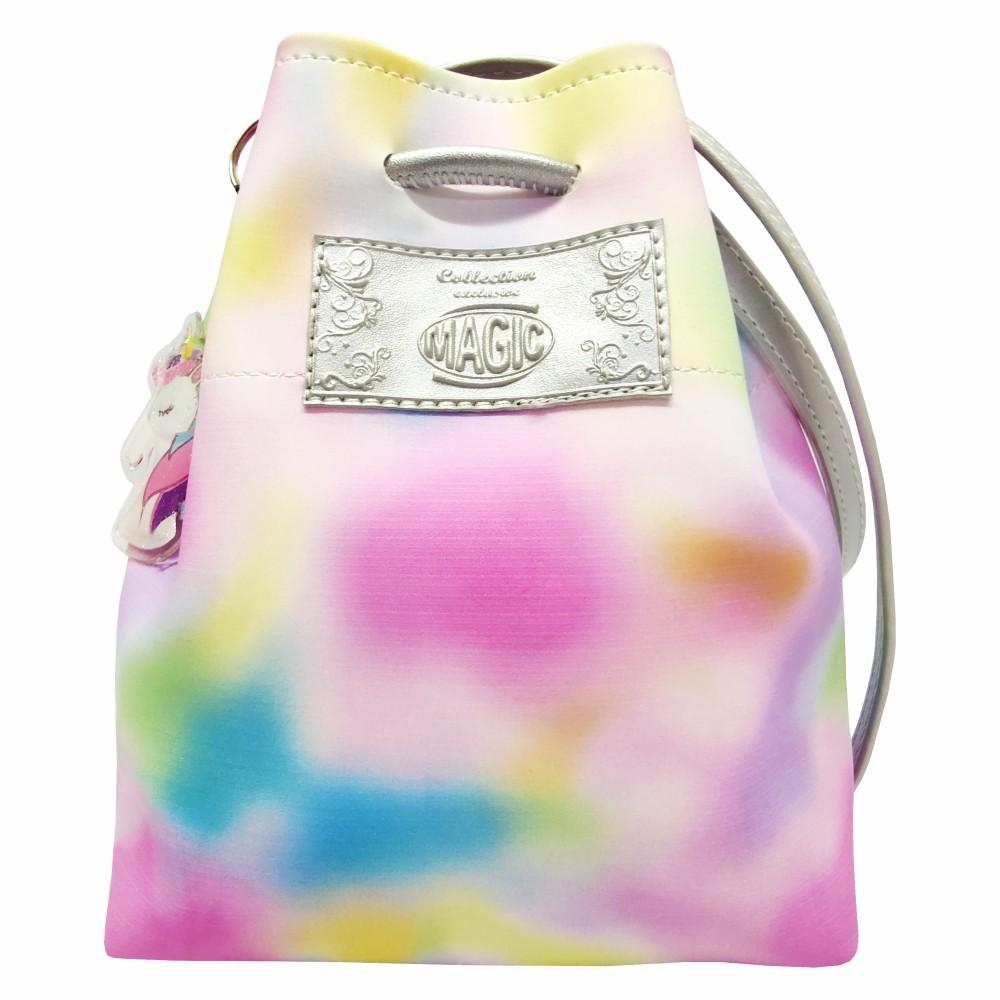 Bolsa Infantil Tie Dye Colorida, Magicc