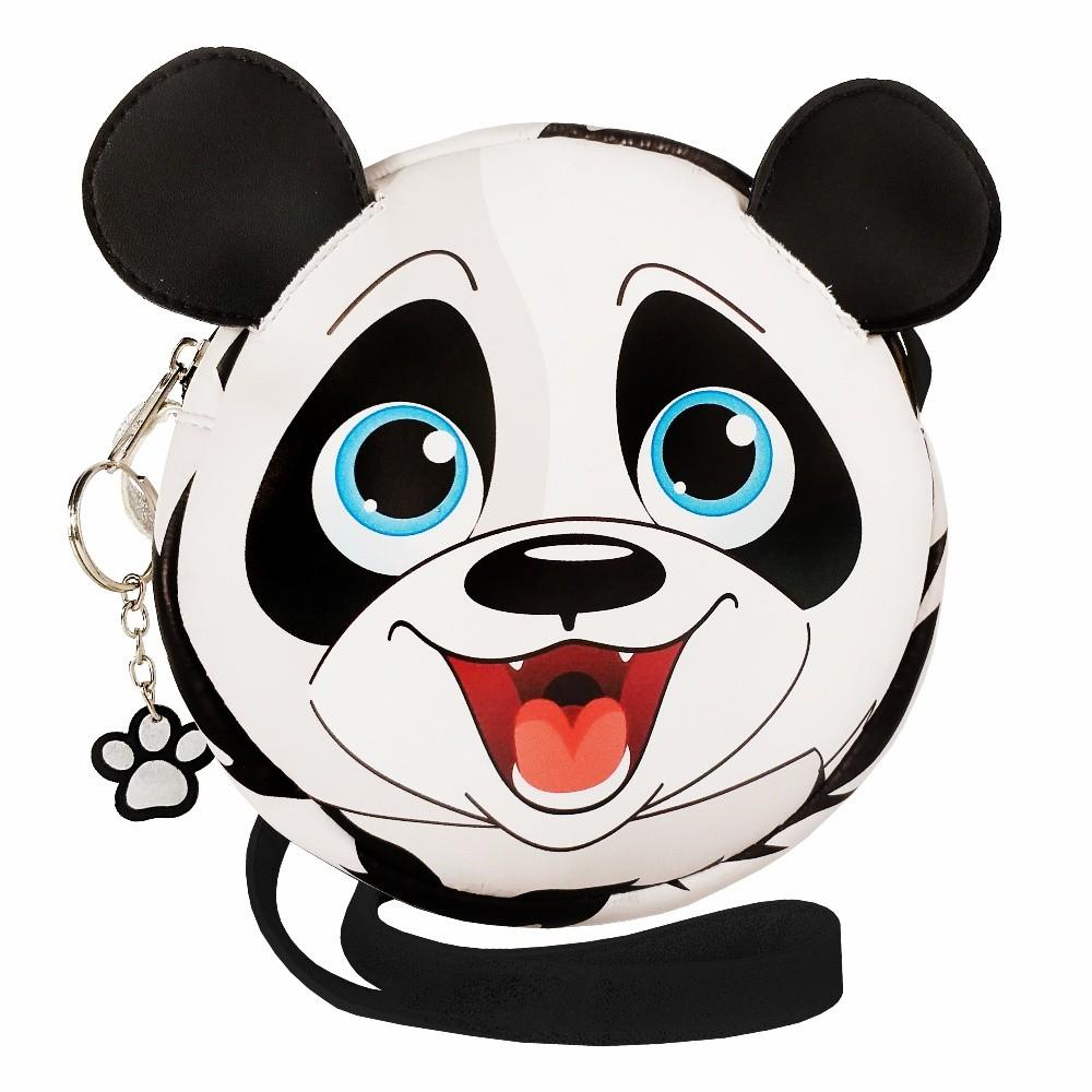 Bolsa Infantil Ursinho Panda, Magicc
