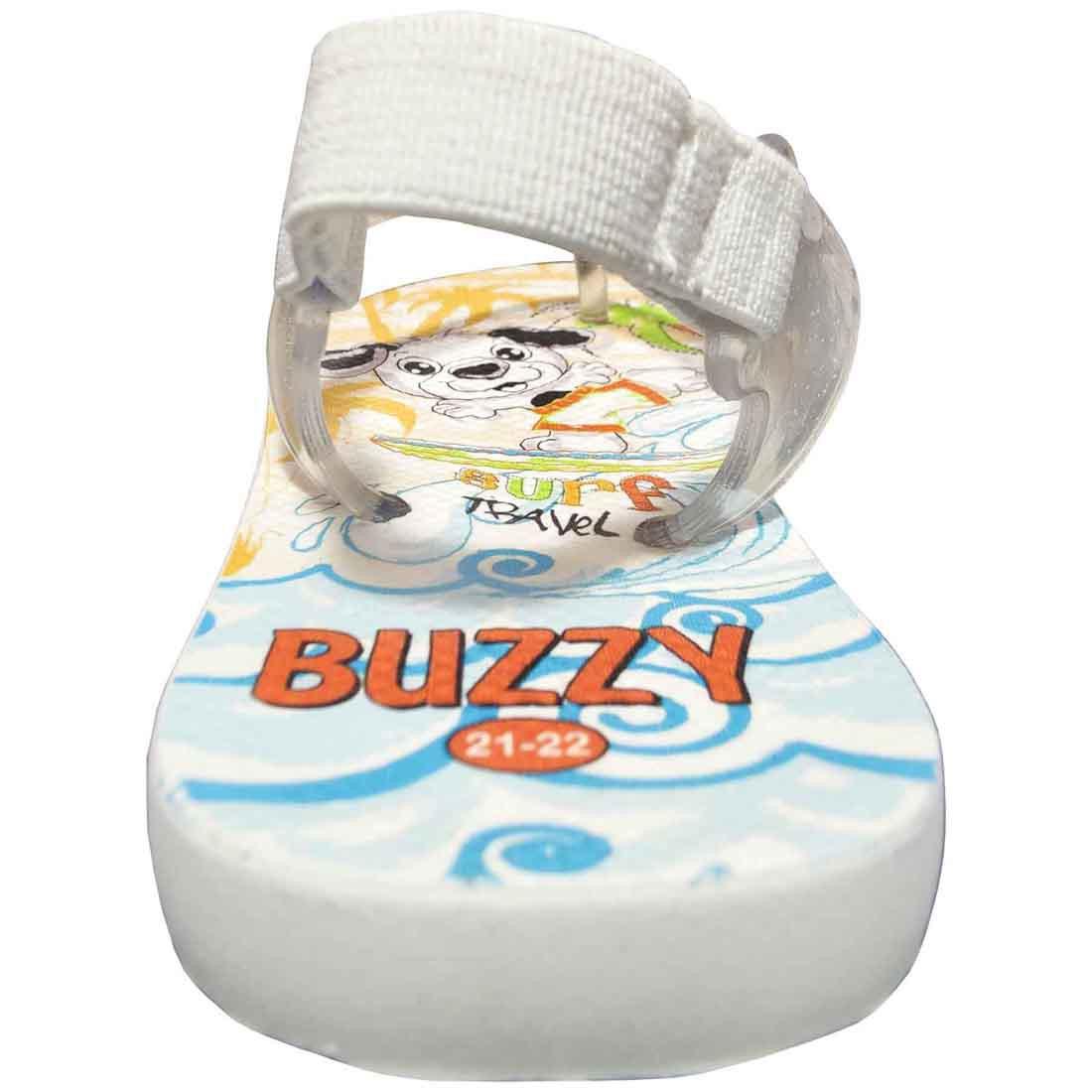 Chinelo Bebê Buzzy Sandália Infantil Surf Meninos BZ005