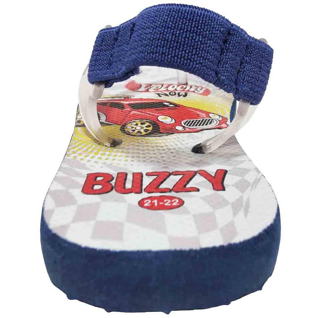 Chinelo Bebê Buzzy Sandália Infantil Velocity Bebês Meninos BZ004