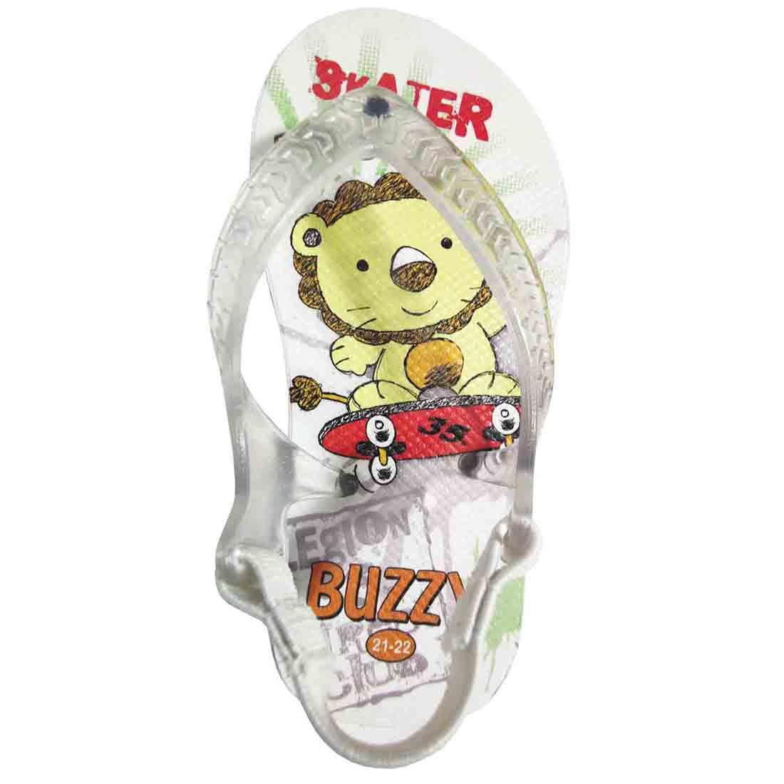 Chinelo Bebê Atacado Infantil 12 Pares Skaters Buzzy BZ008