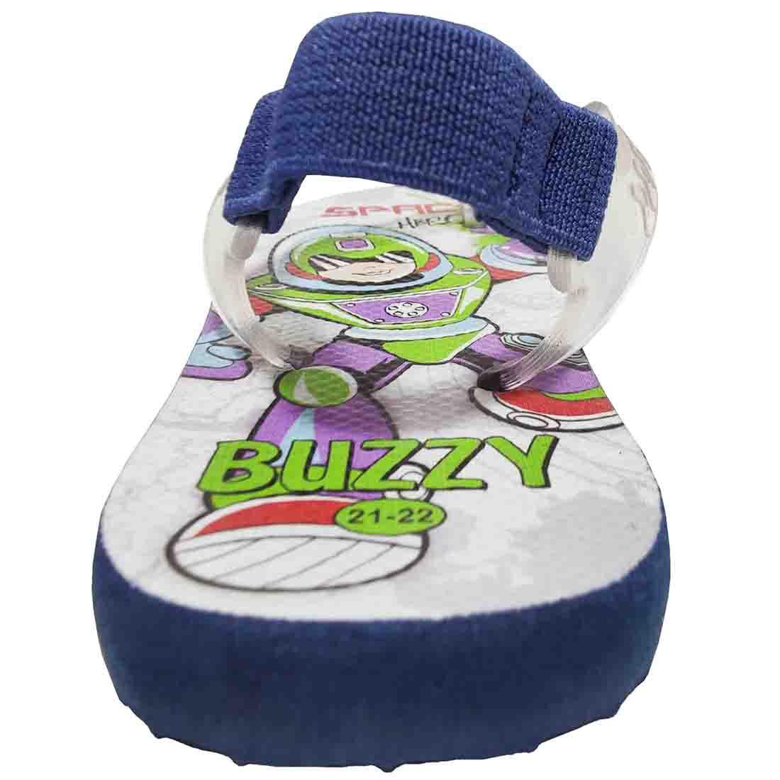 Chinelo Bebê Atacado Infantil 12 Pares Space Buzzy BZ015