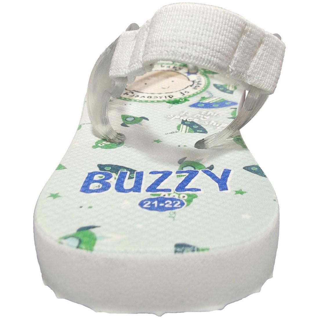 Chinelo Bebê Atacado Infantil 12 Pares Space Buzzy BZ001