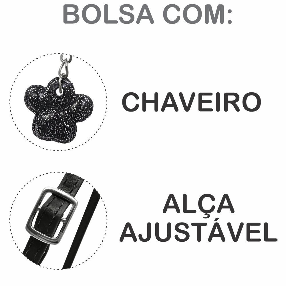 Kit Infantil Bolsa e Estojo Dálmatas, Magicc