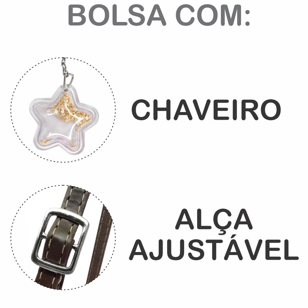Kit Infantil Bolsa e Estojo Viagens, Magicc